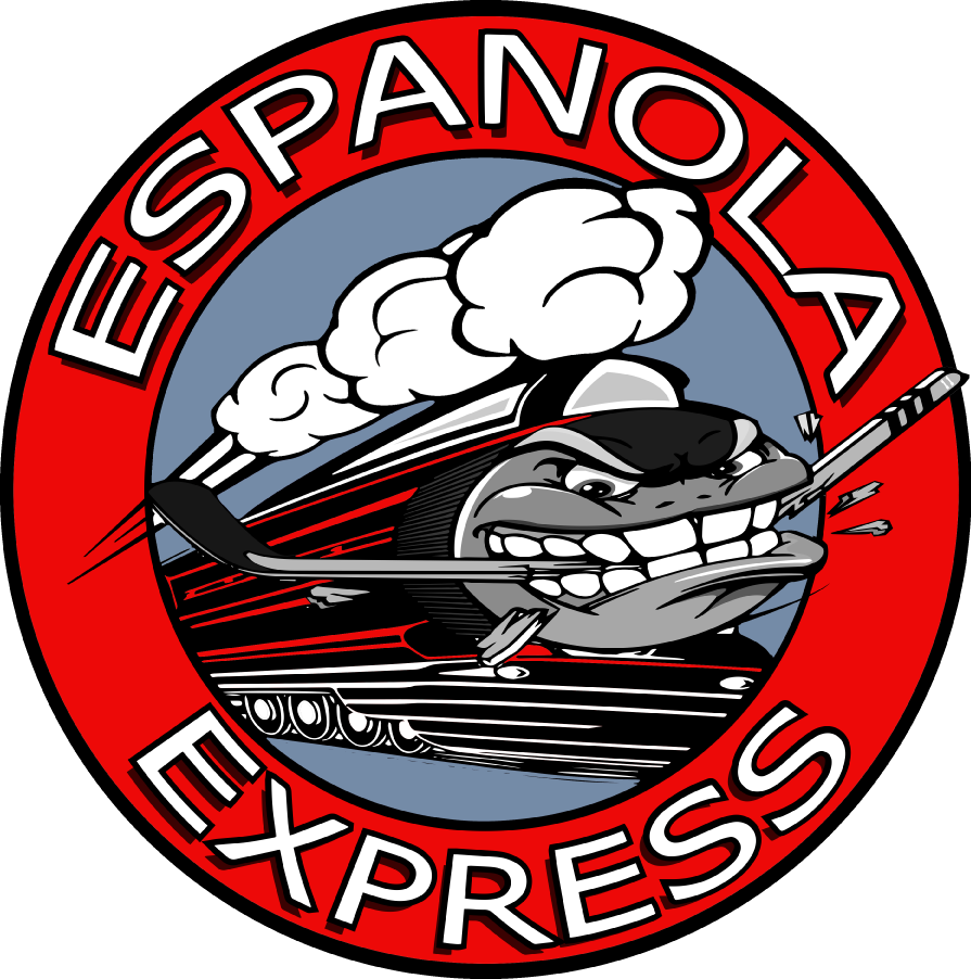 Espanola  Express Logo Primary Logo (2015/16-Pres) -  SportsLogos.Net