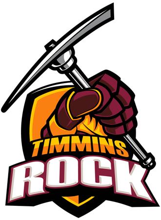 Timmins Rock Logo Primary Logo (2015/16-Pres) -  SportsLogos.Net