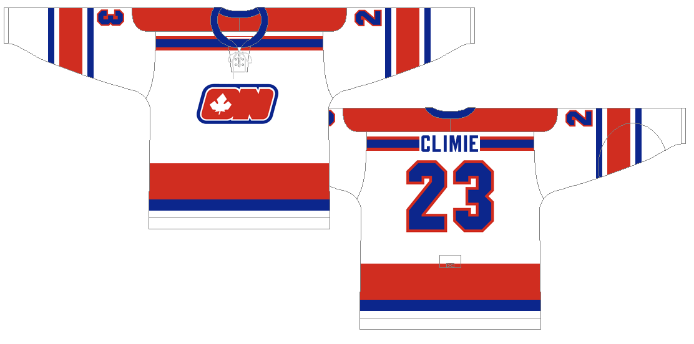 Ottawa Nationals Uniform Home Uniform (1972/73) -  SportsLogos.Net
