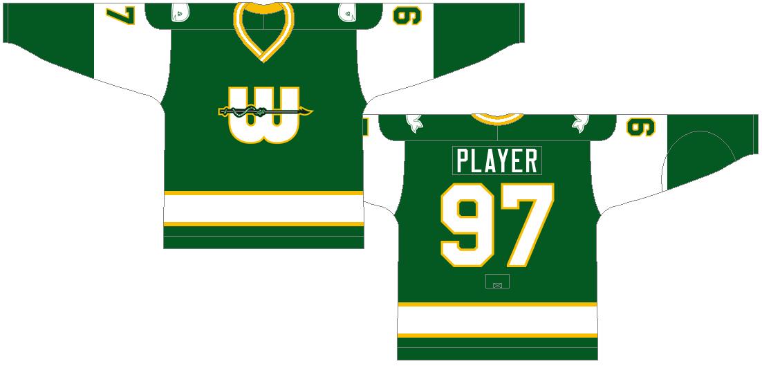 New England Whalers Uniform Road Uniform (1974/75) -  SportsLogos.Net