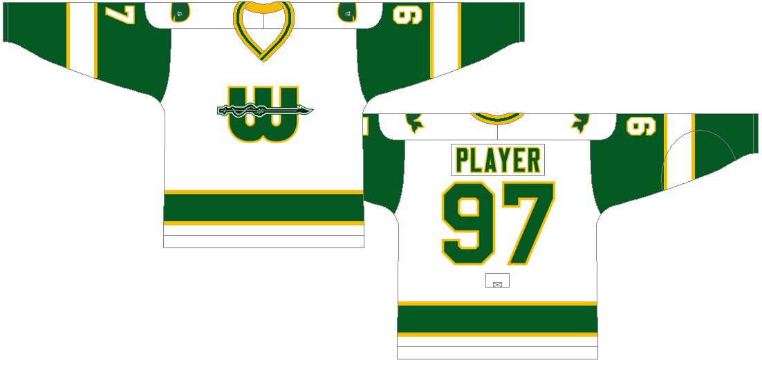 New England Whalers Uniform Home Uniform (1975/76-1976/77) -  SportsLogos.Net