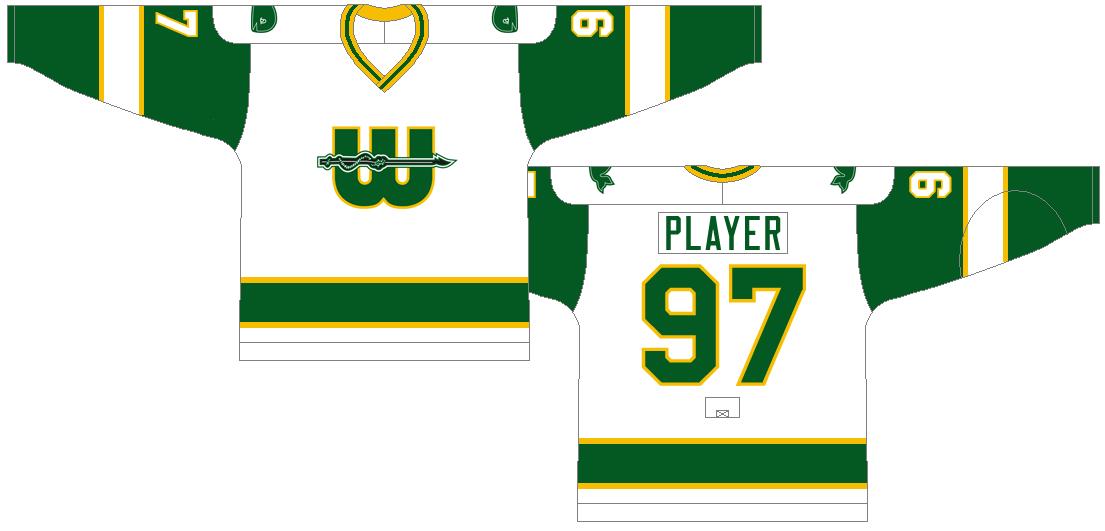 New England Whalers Uniform Home Uniform (1973/74-1974/75) -  SportsLogos.Net