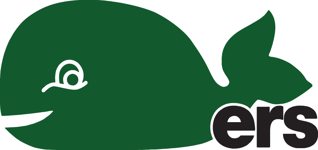 New England Whalers Logo Alternate Logo (1972/73-1978/79) - Green Whale named Pucky with ers SportsLogos.Net