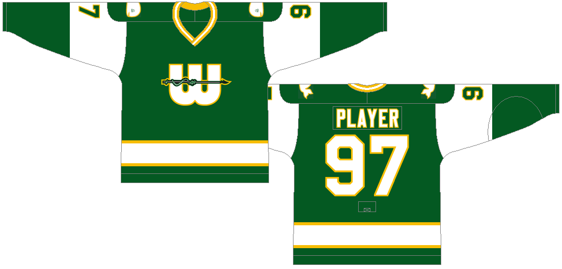 New England Whalers Uniform Road Uniform (1975/76-1976/77) -  SportsLogos.Net