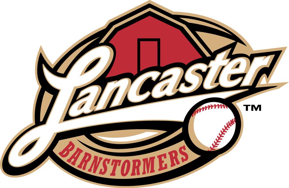 Lancaster  Barnstormers Logo Primary Logo (2011-Pres) -  SportsLogos.Net