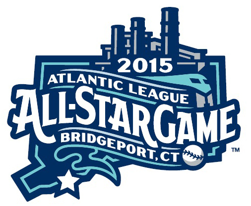 Atlantic League All-Star Game Logo Primary Logo (2015) -  SportsLogos.Net