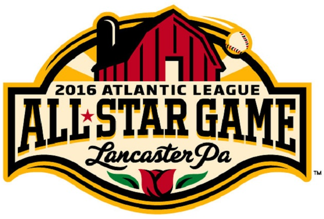 Atlantic League All-Star Game Logo Primary Logo (2016) -  SportsLogos.Net