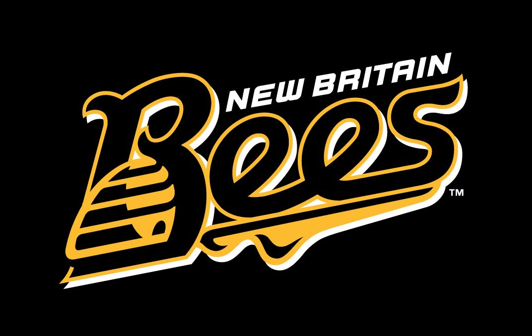 New Britain Bees Logo Unused Logo (2016) -  SportsLogos.Net