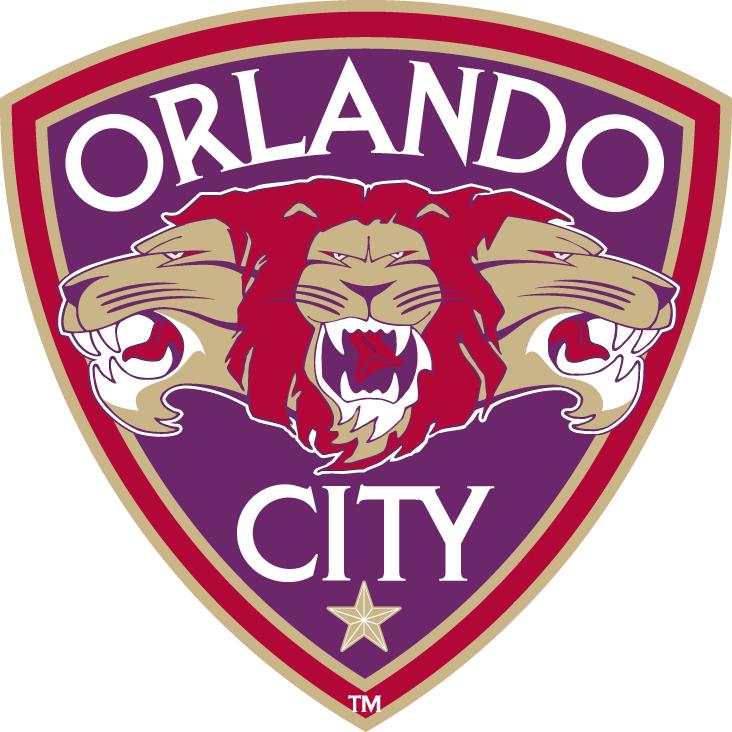 Orlando City SC Logo Primary Logo (2011-Pres) -  SportsLogos.Net