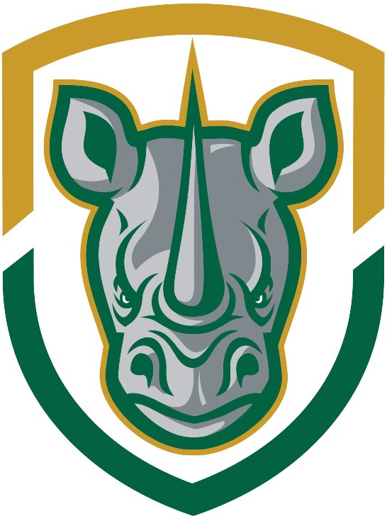 Rochester Rhinos Logo Secondary Logo (2016-Pres) -  SportsLogos.Net