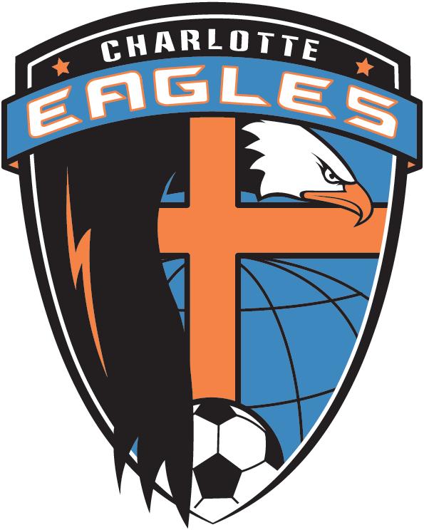 Charlotte Eagles Logo Primary Logo (2011-2014) -  SportsLogos.Net