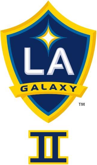 LA  Galaxy II Logo Primary Logo (2014-Pres) -  SportsLogos.Net