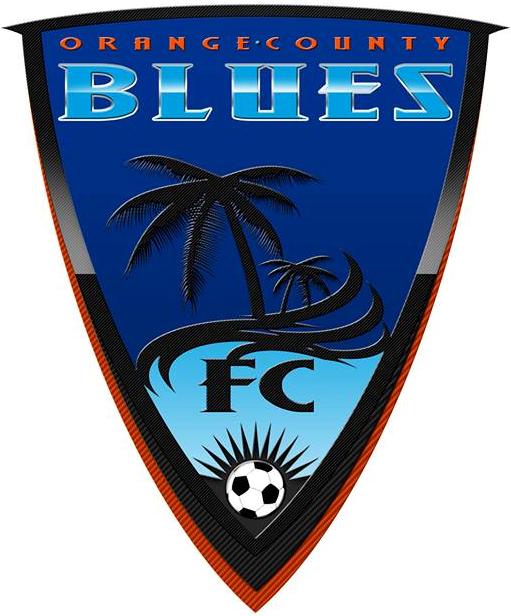 Orange County Blues FC Logo Primary Logo (2014) -  SportsLogos.Net