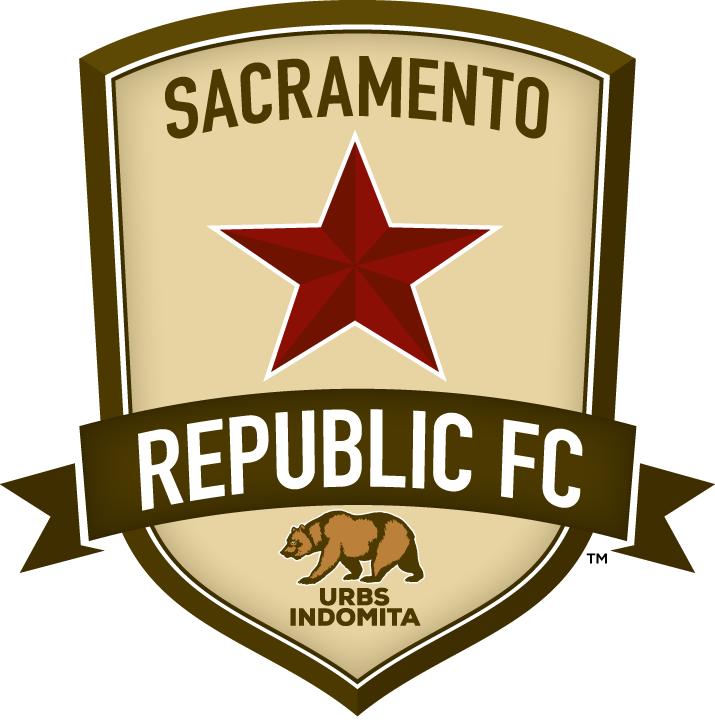 Sacramento Republic FC Logo Primary Logo (2014-Pres) -  SportsLogos.Net