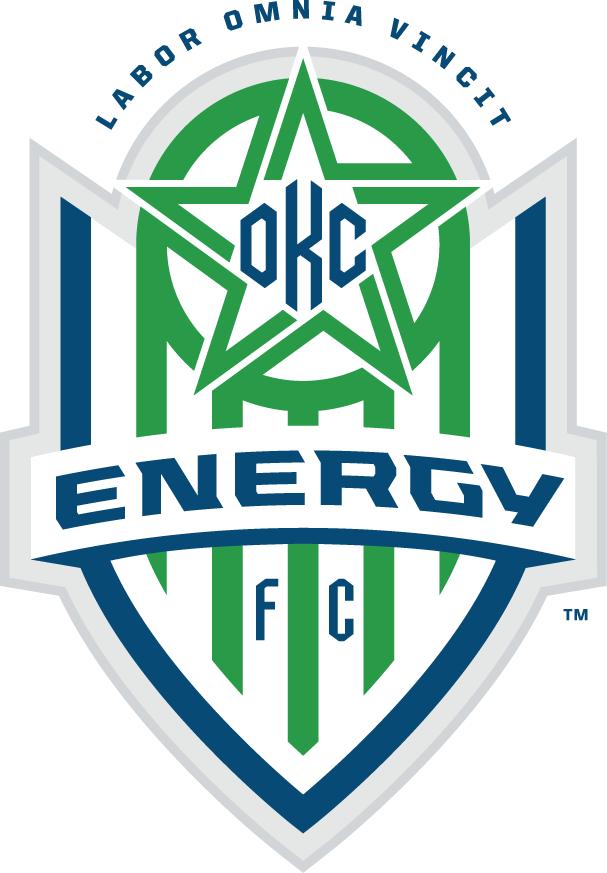 Oklahoma City Energy FC Logo Primary Logo (2014-Pres) -  SportsLogos.Net