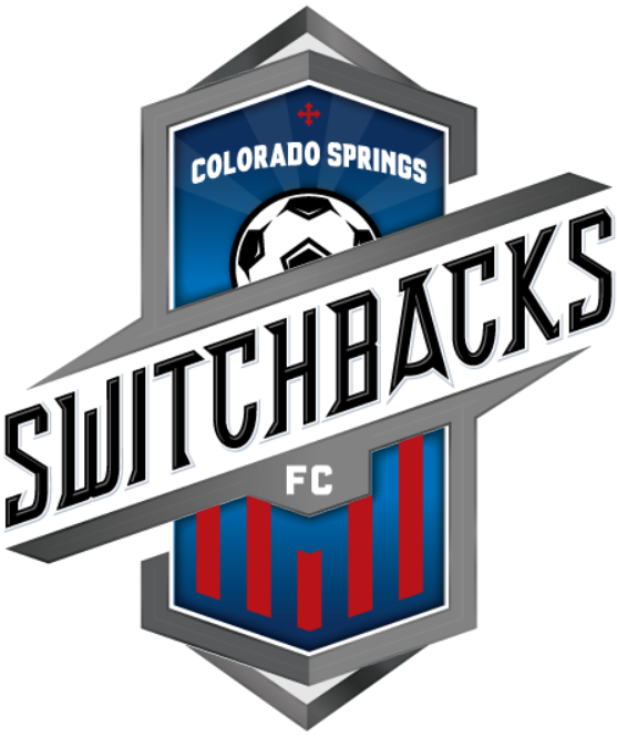 Colorado Springs Switchbacks FC Logo Primary Logo (2015-Pres) -  SportsLogos.Net