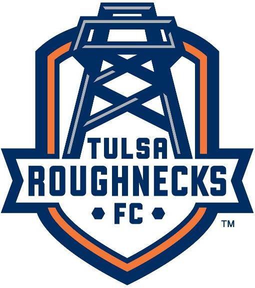 Tulsa Roughnecks FC Logo Primary Logo (2015-Pres) -  SportsLogos.Net