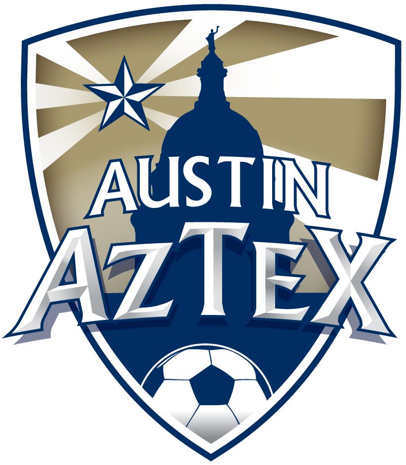 Austin Aztex Logo Primary Logo (2015-Pres) -  SportsLogos.Net