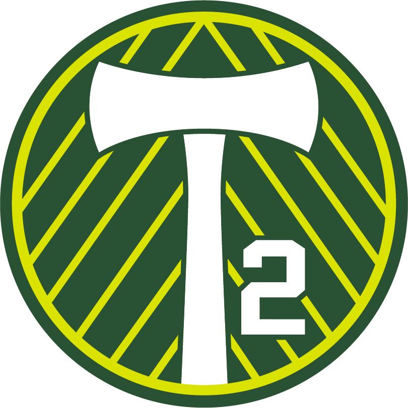 Portland Timbers 2 Logo Primary Logo (2015-Pres) -  SportsLogos.Net