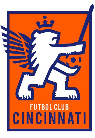 FC Cincinnati Alternate Logo USL USL Chris Creamer U0026 39 S
