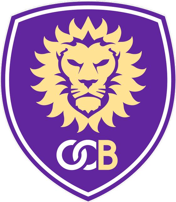 Orlando City B Logo Primary Logo (2016-Pres) -  SportsLogos.Net