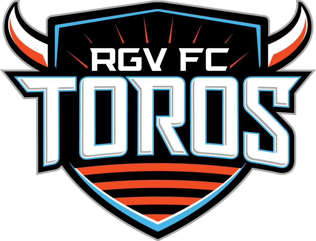 Rio Grande Valley FC  Toros Logo Primary Logo (2016-Pres) -  SportsLogos.Net