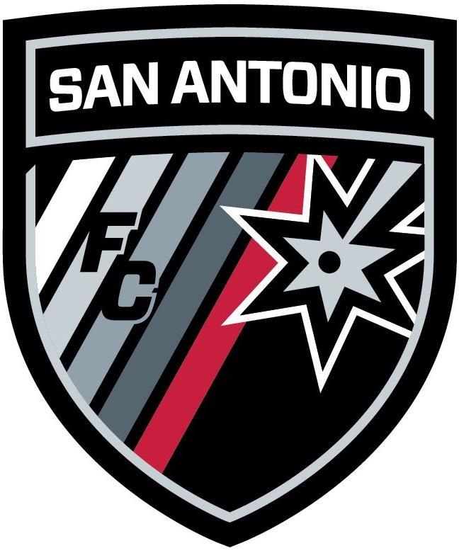 San Antonio FC Logo Primary Logo (2016-Pres) -  SportsLogos.Net