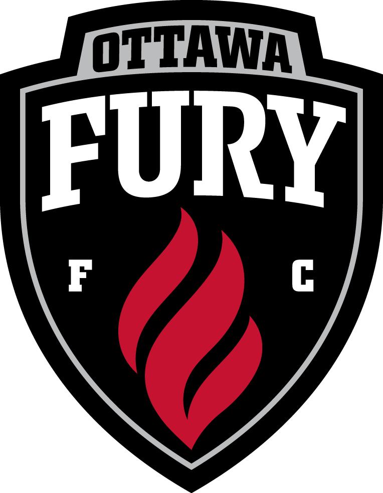 Ottawa Fury FC Logo Primary Logo (2017-Pres) -  SportsLogos.Net