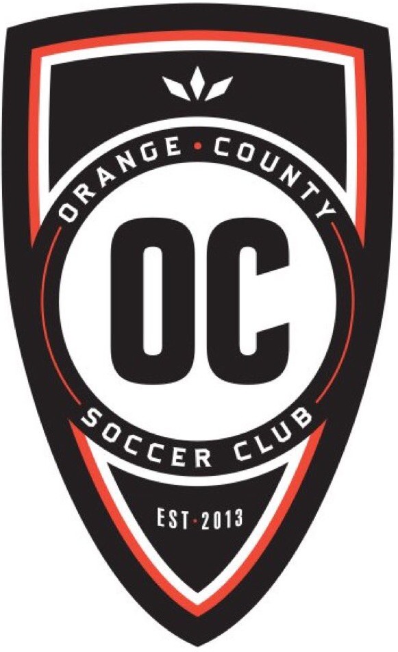 Orange County  SC Logo Primary Logo (2017-Pres) -  SportsLogos.Net
