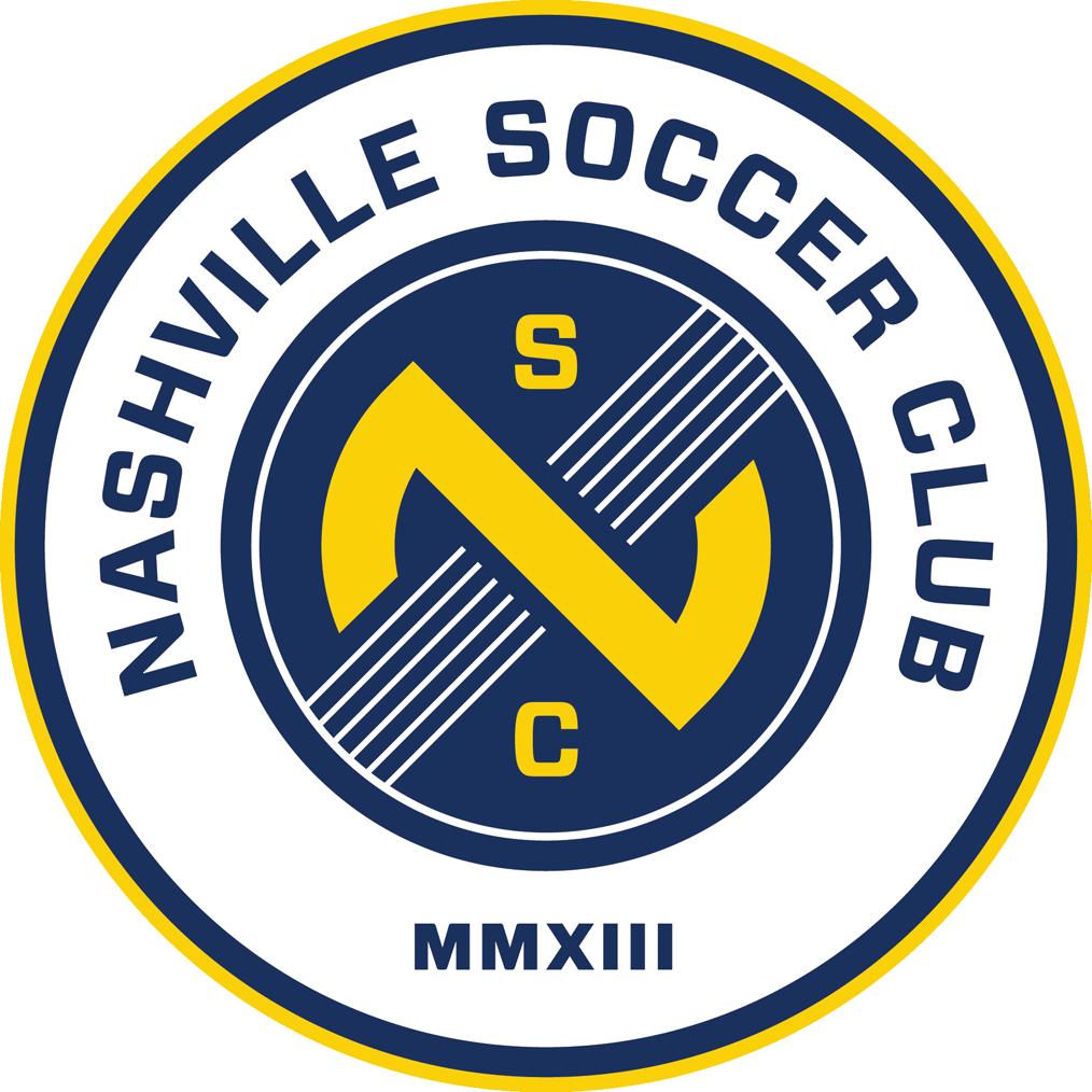 Nashville SC  Logo Primary Logo (2018-Pres) -  SportsLogos.Net