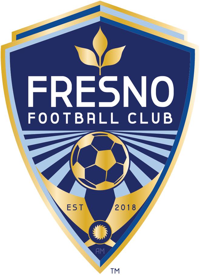 Fresno FC Logo Primary Logo (2018-Pres) -  SportsLogos.Net