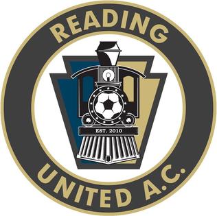 Reading United A.C. Logo Alternate Logo (2010-Pres) -  SportsLogos.Net