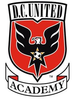 D.C. United Academy (U23) Logo Primary Logo (2015) -  SportsLogos.Net