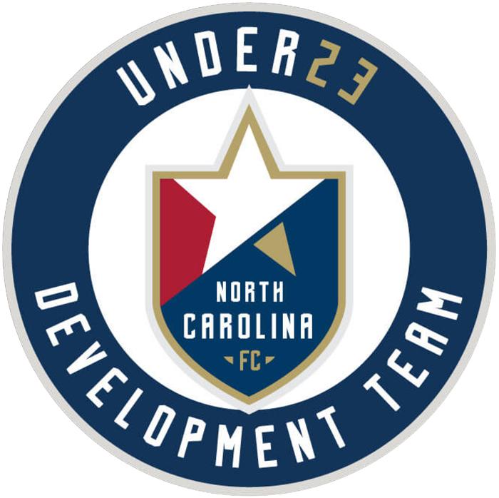 North Carolina  FC U23 Logo Primary Logo (2017-Pres) -  SportsLogos.Net