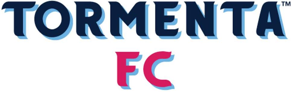 Tormenta FC Logo Wordmark Logo (2016-Pres) -  SportsLogos.Net