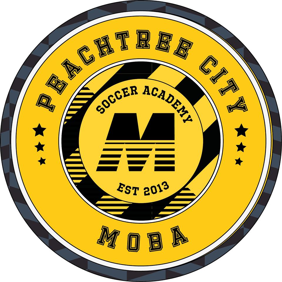 Peachtree City MOBA Logo Primary Logo (2016-Pres) -  SportsLogos.Net