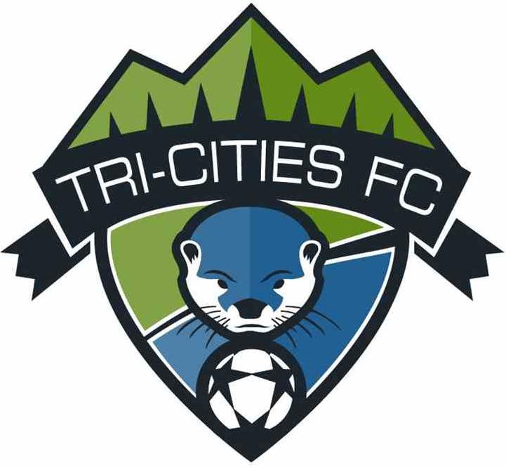 Tri-Cities  FC Logo Primary Logo (2016-Pres) -  SportsLogos.Net