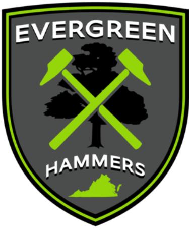 Evergreen  FC Logo Primary Logo (2015-Pres) -  SportsLogos.Net