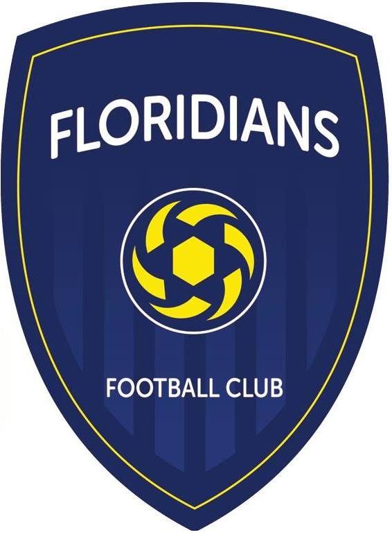 Floridians FC  Logo Primary Logo (2014-2016) -  SportsLogos.Net