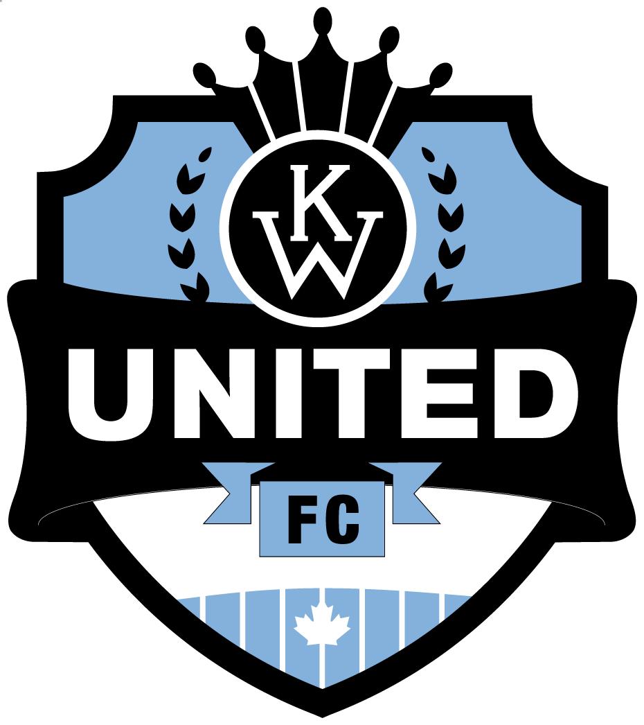 K-W United FC Logo Primary Logo (2012-Pres) -  SportsLogos.Net