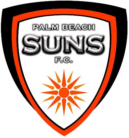 Palm Beach Suns FC Logo Primary Logo (2015-Pres) -  SportsLogos.Net
