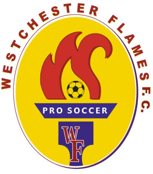 Westchester Flames FC Logo Primary Logo (1999-2012) -  SportsLogos.Net