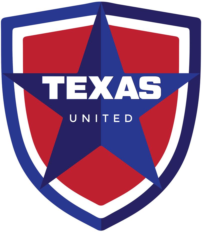 Texas United  Logo Primary Logo (2017-Pres) -  SportsLogos.Net