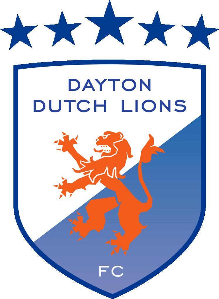 Dayton Dutch Lions Logo Primary Logo (2015-Pres) -  SportsLogos.Net