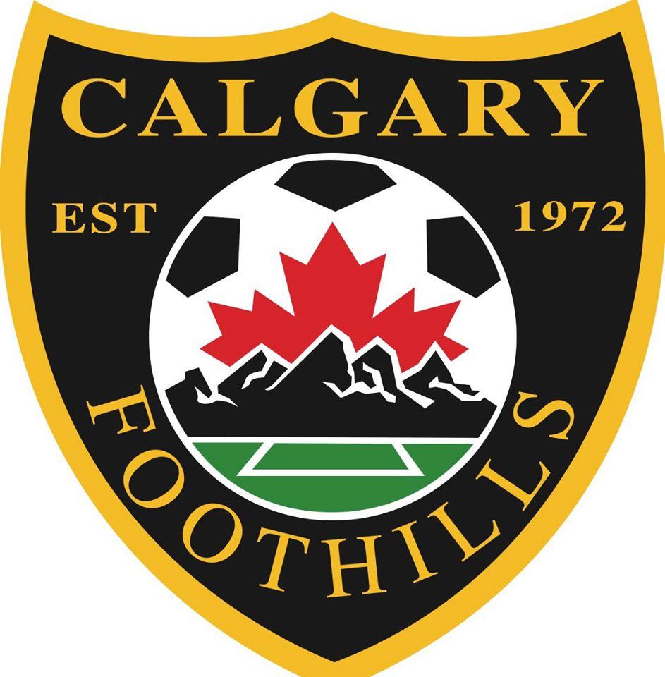Calgary Foothills FC Logo Primary Logo (2015-Pres) -  SportsLogos.Net