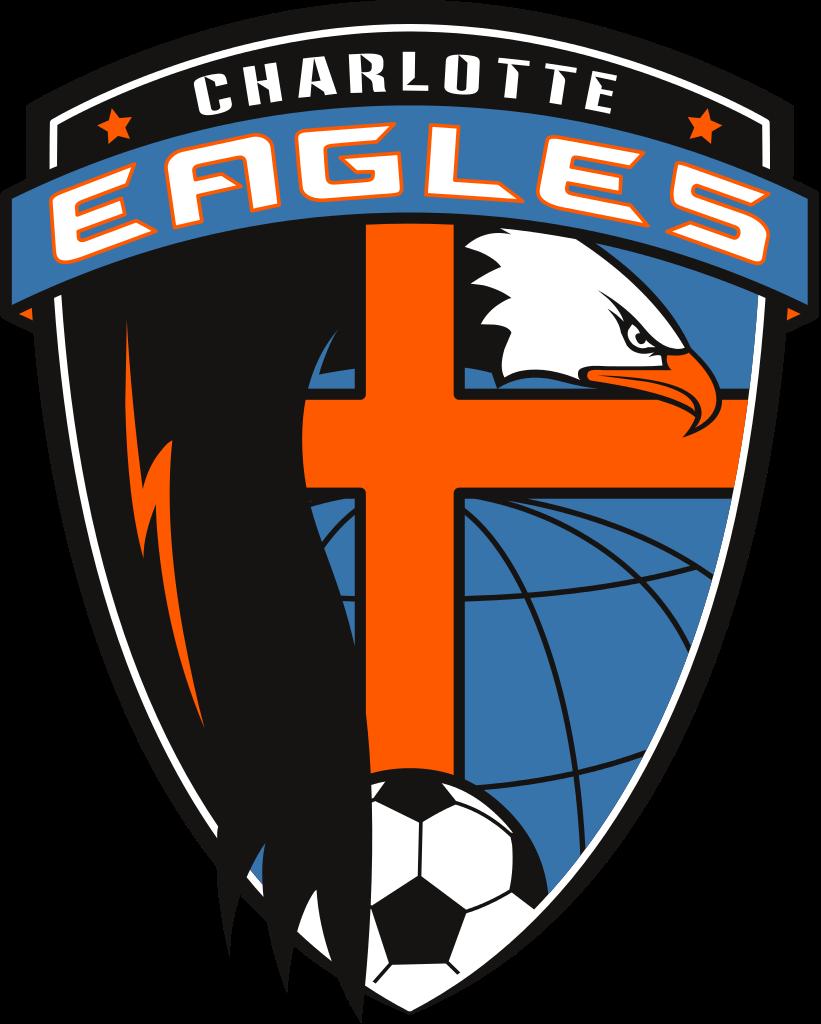Charlotte  Eagles Logo Primary Logo (2015-Pres) -  SportsLogos.Net