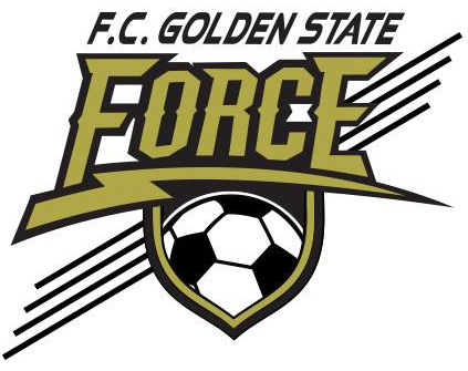 FC Golden State Force Logo Primary Logo (2016-Pres) -  SportsLogos.Net