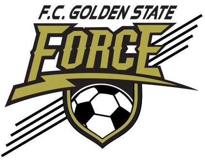 FC Golden State  Force Logo Primary Logo (2016-Pres) -  SportsLogos.Net