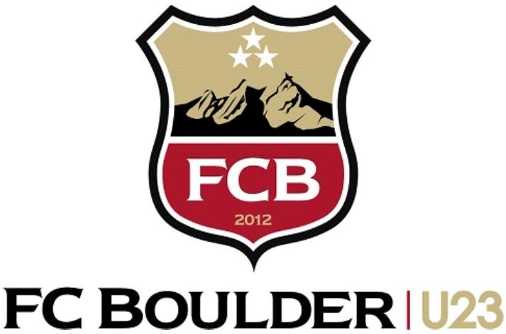 FC Boulder U23 Logo Alternate Logo (2017-Pres) -  SportsLogos.Net