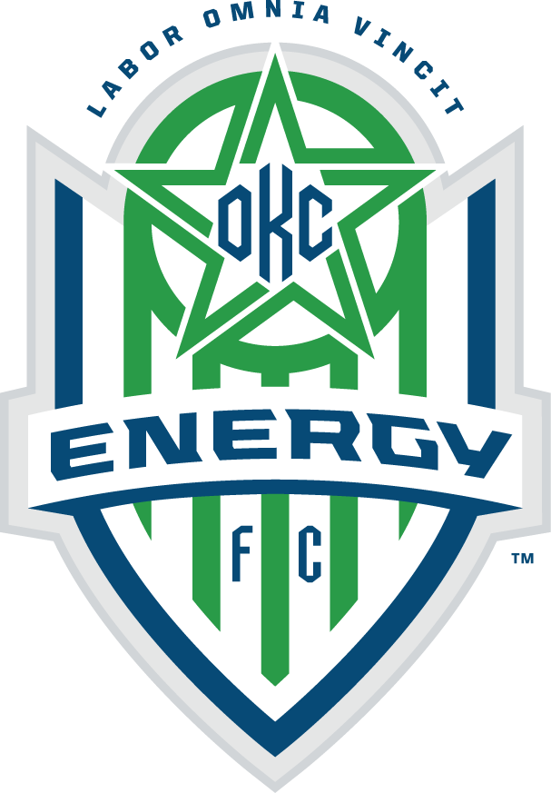 OKC  Energy FC U23 Logo Primary Logo (2017-Pres) -  SportsLogos.Net